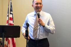 San Juan Capistrano Mayor Brian Maryott