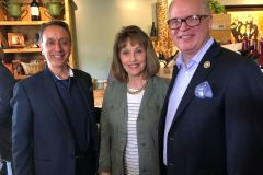 Senator Pat Bates & Mayor of Laguna Niguel