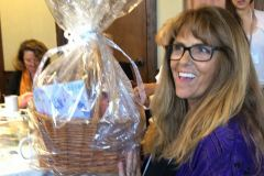 Lucky Winner of Our Raffle Basket